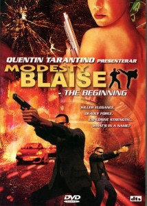 Modesty Blaise - The Beginning
